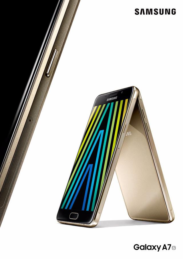 Galaxy A7 phiên bản 2016