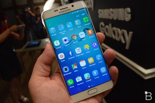 Galaxy S6 Edge Plus (Ảnh: Technobuffalo)