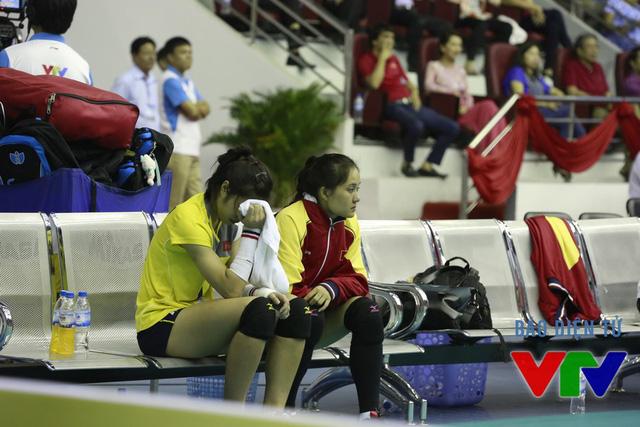 Sự vắng mặt của Linh Chi cùng chấn thương của Phạm Thị Liên đã khiến ĐT Việt Nam gặp trong trận tranh giải Ba