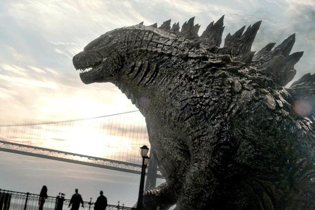 Quái vật Godzilla vẫn là chủ đề được nhiều nhà làm phim hiện nay quan tâm