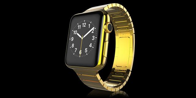 Gold Apple Watch Elite chất liệu vàng có giá 1.997 Bảng Anh