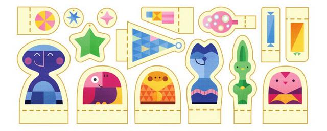 Doodle mới của Google chào mừng kỳ nghỉ lễ Giáng sinh năm 2015