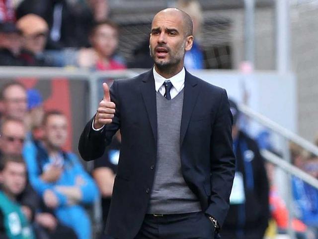 HLV Pep Guardiola từng thành công với Barca và giờ dẫn dắt Bayern đối đầu với đội bóng cũ.