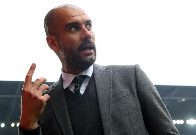 HLV Pep Guardiola luôn là người thích chinh phục thủ thách mới.