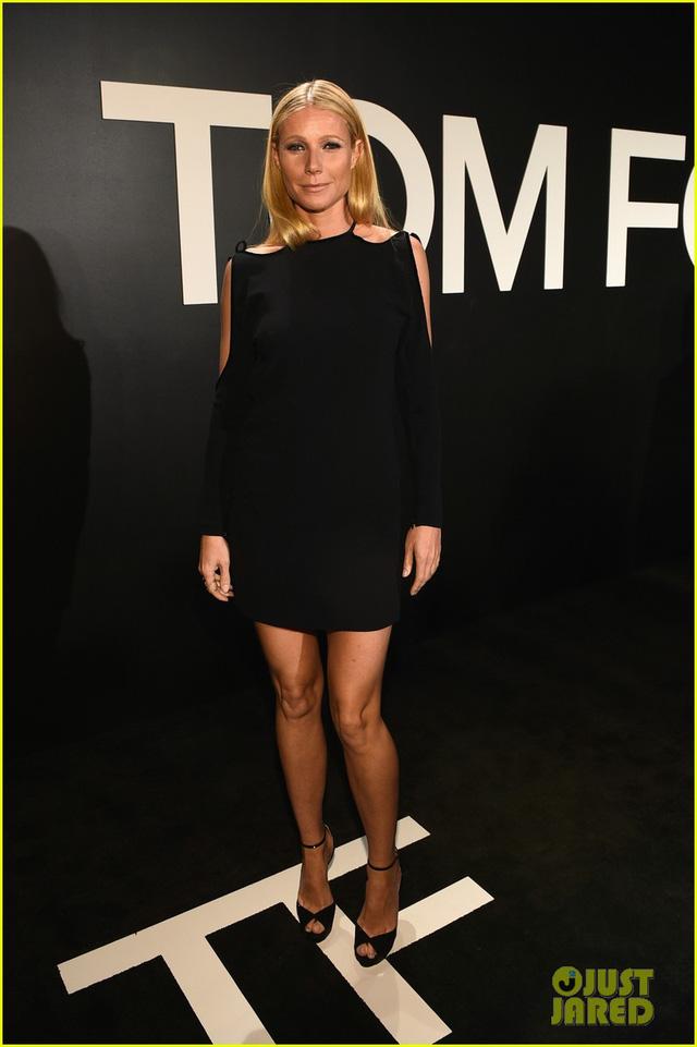 Gwyneth Paltrow khiến nhiều người ganh tỵ với vóc dáng chuẩn mực dù đã qua tuổi 42