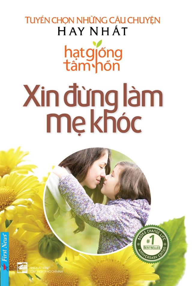 Bìa cuốn sách Xin đừng làm mẹ khóc