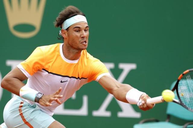 Rafael Nadal đã phải trải qua 3 set đấu vô cùng căng thằng