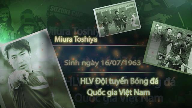 HLV Toshiya Miura sẽ xuất hiện trong chương trình
