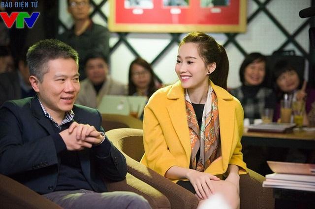 Giáo sư Ngô Bảo Châu và hoa hậu Thu Thảo.