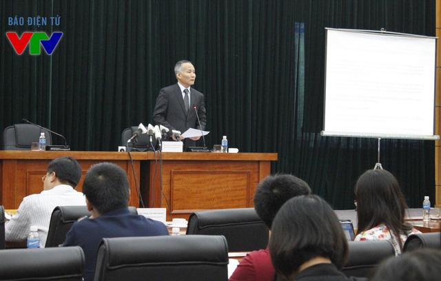 Thứ trưởng Trần Quốc Khánh khẳng định, các nước đánh giá cao việc Việt Nam tham gia đàm phán TPP.