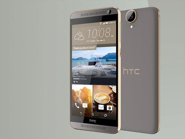 HTC One E9+ sở hữu thiết kế đặc trưng của dòng HTC One nhưng được cải tiến ở đường viền và khung kim loại