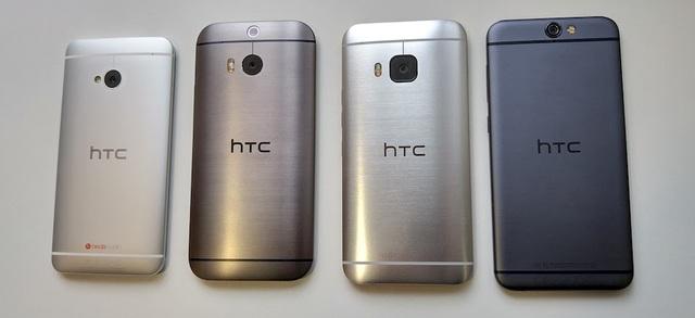 HTC One A9 sở hữu ngôn ngữ thiết kế hoàn toàn khác biệt so với các phiên bản tiền nhiệm (Ảnh: gizmodo)