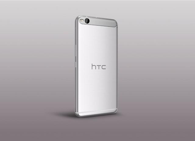 Mặt sau của HTC One X9