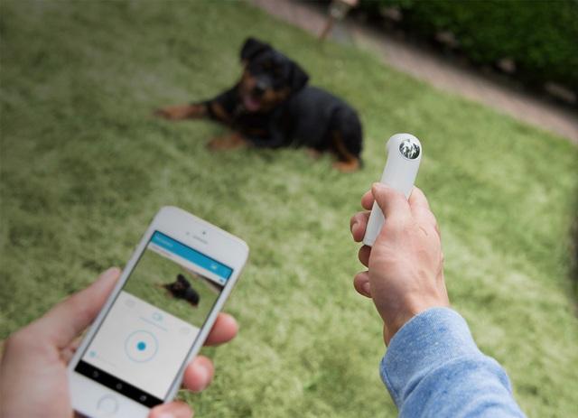 HTC RE có thể sử dụng riêng lẻ như một chiếc máy ảnh độc đáo, vừa có thể sử dụng kết hợp với smartphone.