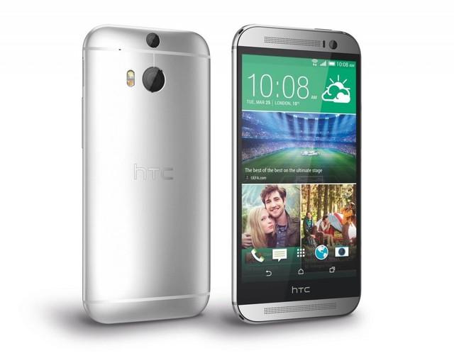 Sau 4 tháng kể từ ngày ra mắt, model cao cấp của HTC đã giảm 2 triệu đông. (Ảnh: Trí Thức Trẻ)