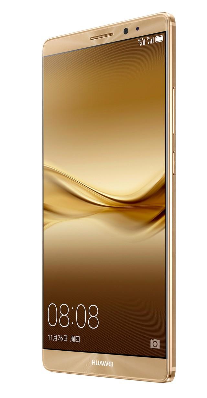 Huawei Mate 8 sở hữu màn hình 6 inch