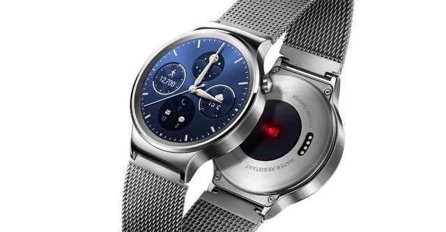Huawei Watch sở hữu màn hình 1,4 inch với độ phân giải 400 x 400 pixel