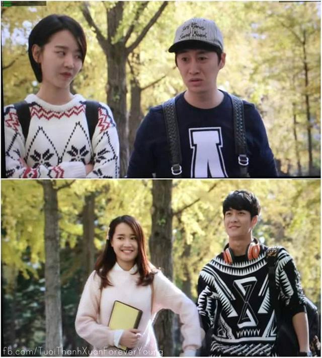 4 người bạn Miso, Sungjae, Linh và Junsu