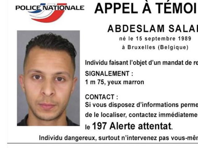 Salah Abdeslam - Nghi phạm chính trong vụ tấn công khủng bố tại Paris