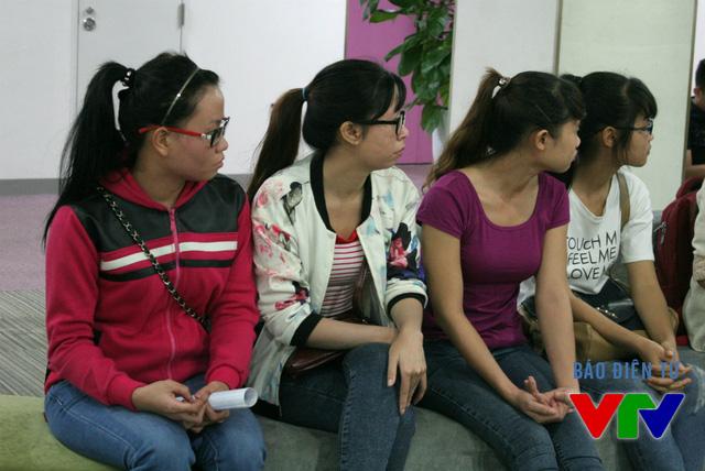 Một số thí sinh đã đăng ký vòng sơ tuyển đợt 1 vẫn muốn tìm kiếm cơ hội ở đợt 2.