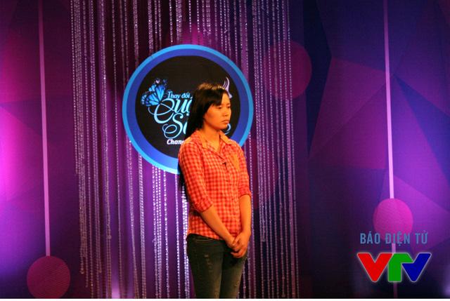Mỗi thí sinh đều lần lượt nói về khiếm khuyết, dị tật ảnh hưởng thế nào trong cuộc sống của mình và bày tỏ nguyện vọng được lựa chọn.