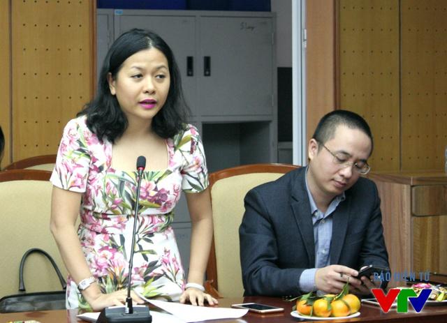 Bà Trần Uyên Phương – Phó Tổng Giám đốc Tập đoàn Number 1 – Tân Hiệp Phát