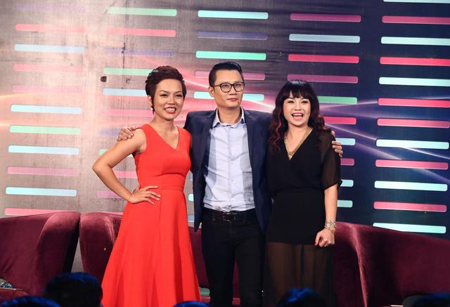 3 HLV gồm ca sĩ Thái Thùy Linh, ca sĩ Hoàng Bách và ca sĩ Ngọc Khuê.