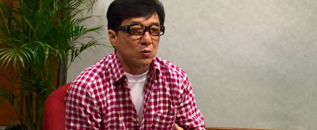 Thành Long chia sẻ sự hổ thẹn về cậu con trai nghiện ma túy (Ảnh: TNP)