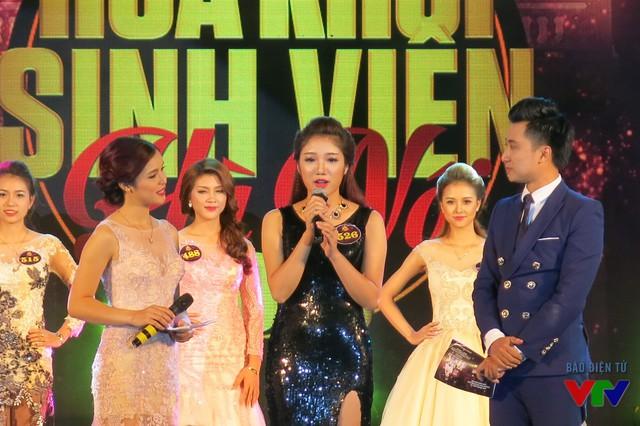 Thí sinh Nguyễn Thị Ngọc Lan - Top 6 cuộc thi Imiss Thăng Long