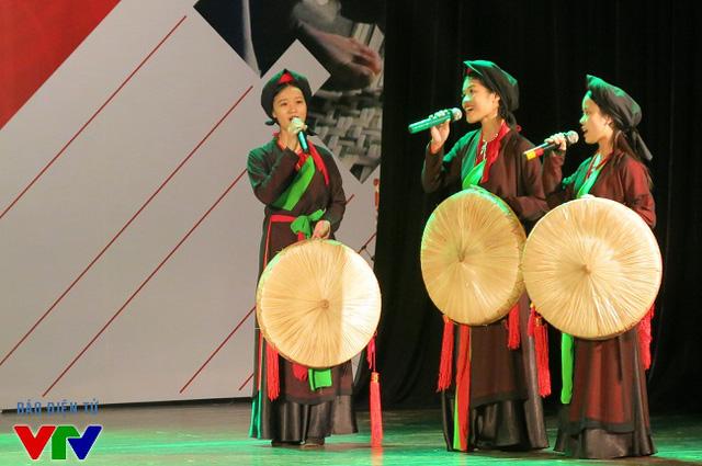 Làn điệu Cái hờ cái ả, dân ca quan họ Bắc Ninh