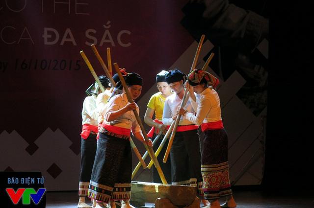 Tiết mục của dân tộc Thái, tỉnh Đắk Nông