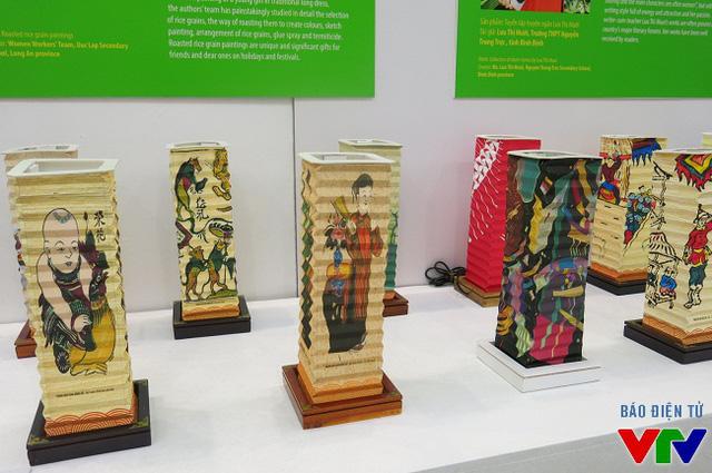 Đèn xếp Huế của tác giả Nguyễn Thị Thanh Trà