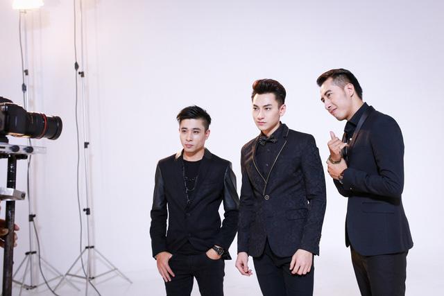 Các thành viên nhóm Isaac