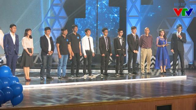 Các nhóm lập trình game tham dự cuộc thi chung kết Giải thưởng Chinm xanh