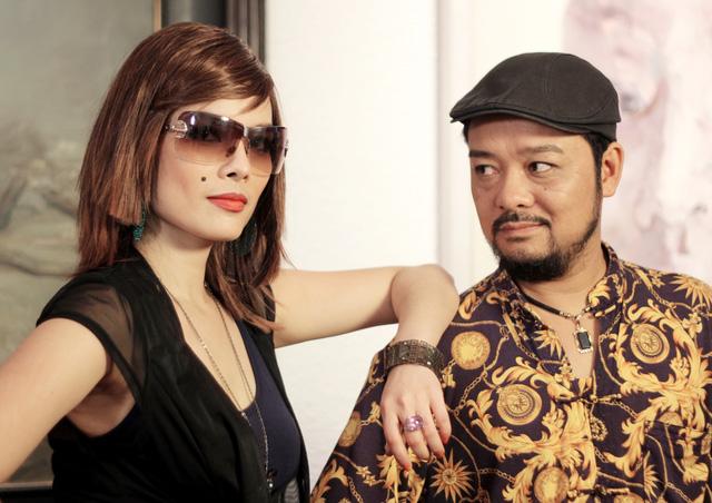 Kiều Thanh đảm nhận vai Linh Lam.