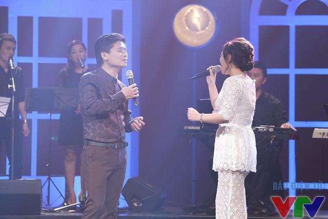 Tấn Minh và Khánh Linh phối hợp ăn ý, tình cảm trong bài hát Năm tháng không phai