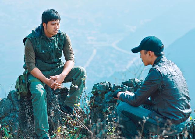Phạm Bảo Anh trong phim mới Mạch ngầm vùng biên ải.