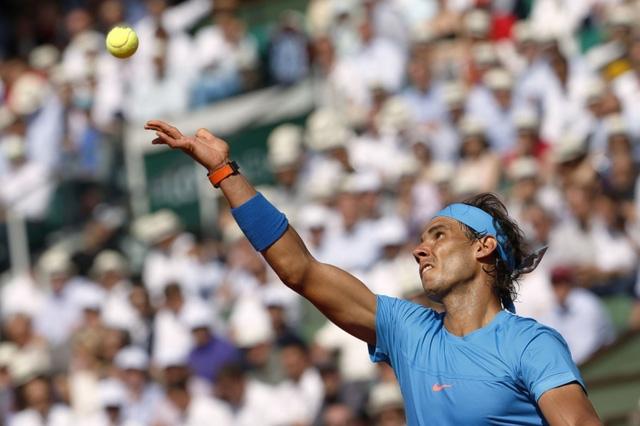 Nadal cho biết anh cần vững vàng để bước tiếp sau thất bại.
