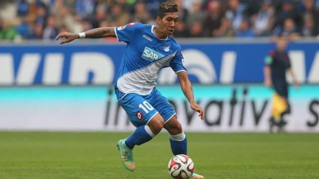 Man City sẽ cướp Roberto Firmino của Man Utd?