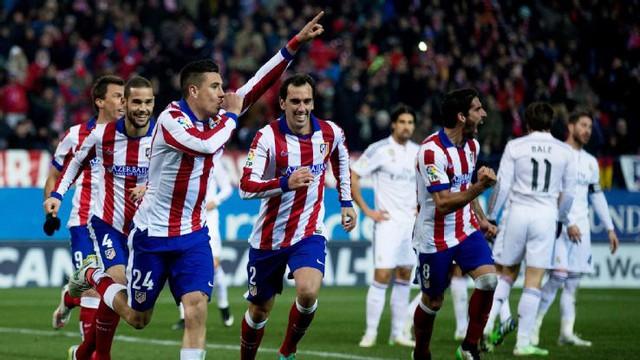 """Real Madrid luôn tỏ ra rất """"cóng"""" mỗi khi phải chạm trán với Atletico Madrid"""