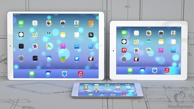 iPad Air có thể sẽ được bổ sung thêm phiên bản mới với kích thước lớn hơn (Ảnh minh họa)