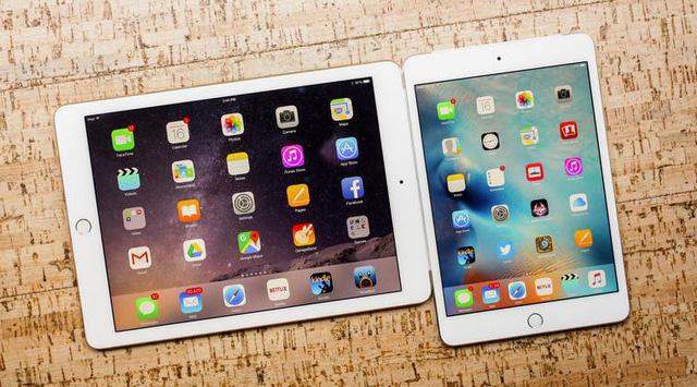 iPad mini 4 sở hữu cấu hình giống với iPad Air 2