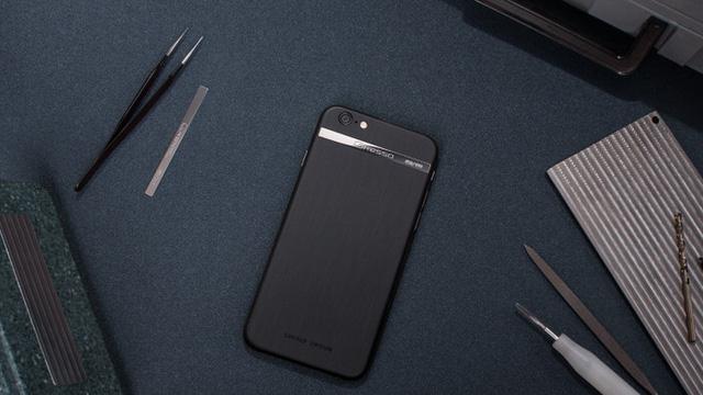 Phiên bản iPhone 6 siêu sang của Gresso