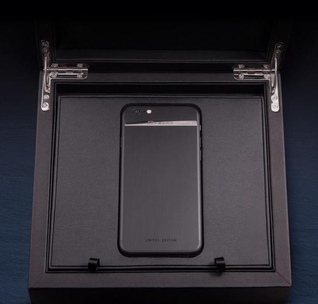 Hộp quà dành riêng cho phiên bản iPhone 6 đặc biệt