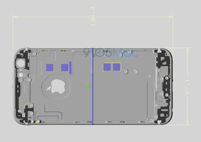 iPhone 6S sẽ dày hơn iPhone 6?