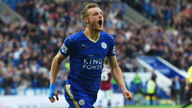 Jamie Vardy sẽ tiếp tục giúp Leicester City giữ lại ngôi đầu bảng sau vòng đấu thứ 16?