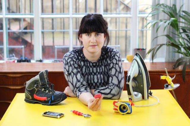 Jane Ni Dhulchaointigh - người nghĩ ra ý tưởng về loại vật liệu kỳ diệu Sugru
