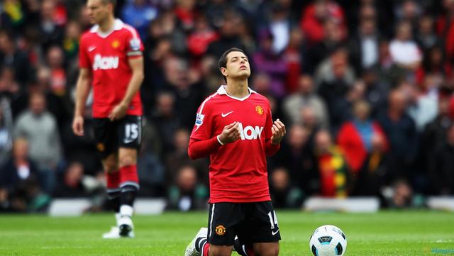 Javier Hernandez không còn cửa quay lại Man Utd?