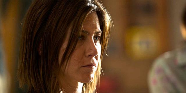 Jennifer Aniston và một hình ảnh trong phim Cake.