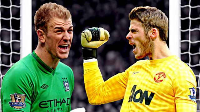 Thành bại của hai nửa thành Manchester có thể được quyết định trong tay hai thủ môn.